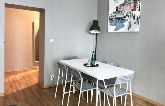 Single room (standard) Apartamenty Poznan Stockholm