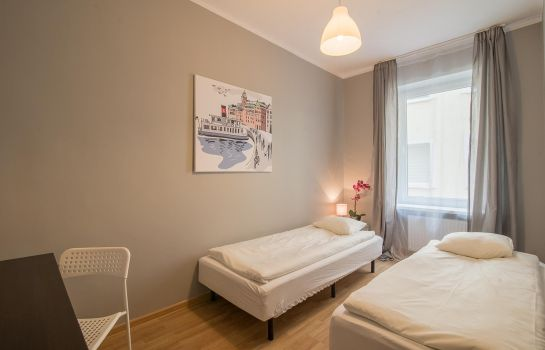 Double room (superior) Apartamenty Poznan Stockholm