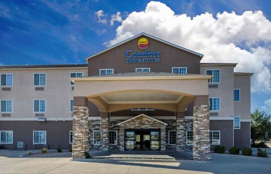 Exterior view Comfort Inn and Suites near Bethel Colle