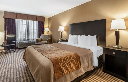 Suite Comfort Inn and Suites Newton