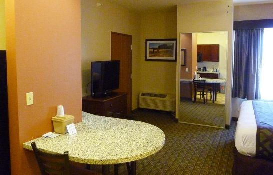 Zimmer BEST WESTERN NORTH EDGE INN