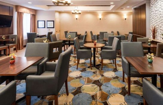 Restaurant Comfort Suites Oil Center