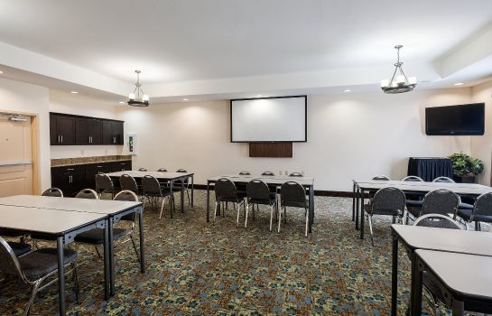 Conference room Comfort Suites Lafayette