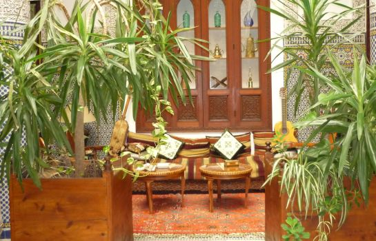Reading room Riad Al Bartal