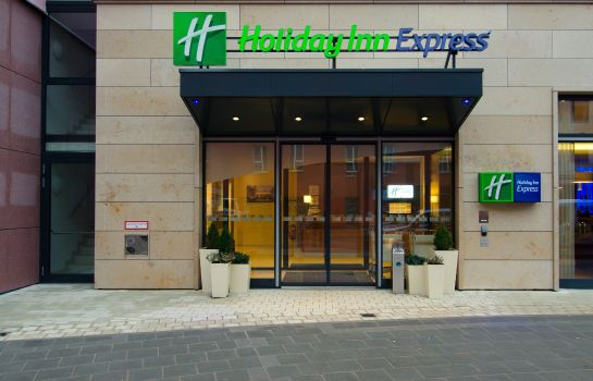 Vista exterior Holiday Inn Express NUREMBERG CITY - HAUPTBAHNHOF