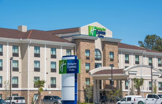 Buitenaanzicht Holiday Inn Express & Suites HOUSTON NORTH - IAH AREA