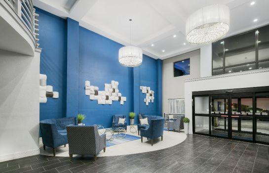 Hotelhal Holiday Inn Express & Suites HOUSTON NORTH - IAH AREA