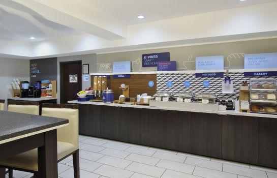 Restaurant Holiday Inn Express & Suites HOUSTON NORTH - IAH AREA