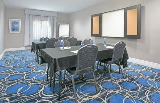 Conference room Holiday Inn Express & Suites HOUSTON NORTH - IAH AREA