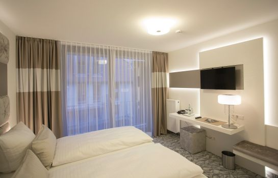Double room (superior) Designhotel Kronjuwel