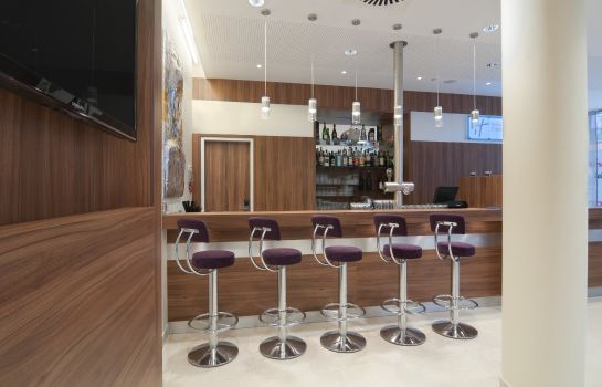 Bar del hotel Holiday Inn Express NUREMBERG CITY - HAUPTBAHNHOF