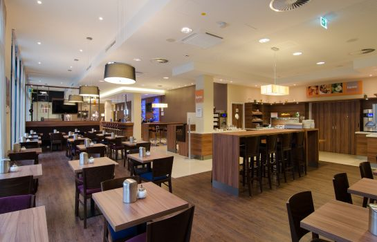 Restaurante Holiday Inn Express NUREMBERG CITY - HAUPTBAHNHOF
