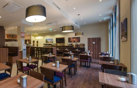 Restaurant Holiday Inn Express NUREMBERG CITY - HAUPTBAHNHOF