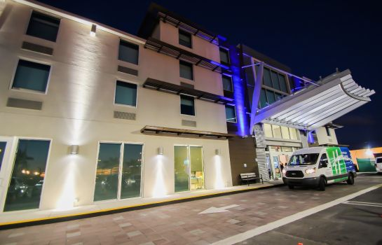 Vista esterna Holiday Inn Express & Suites MIAMI AIRPORT EAST