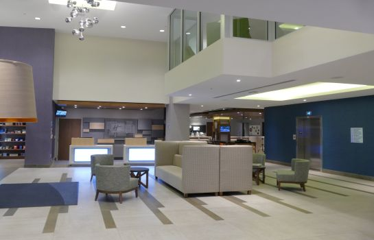 Hotelhalle Holiday Inn Express & Suites MIAMI AIRPORT EAST