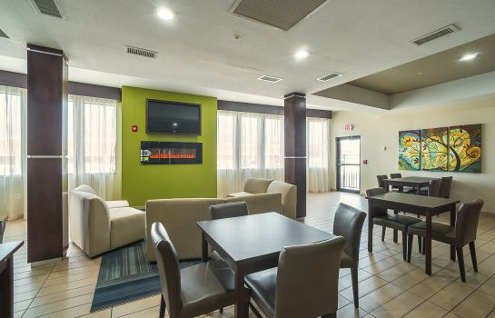 Restaurant Holiday Inn Express & Suites HAZELWOOD - ST. LOUIS