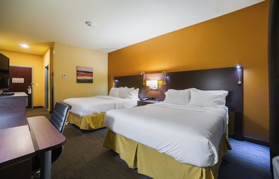 Chambre HAZELWOOD INN AND SUITES