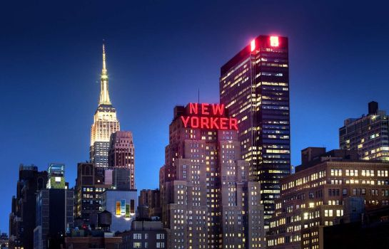 Vista esterna THE NEW YORKER A WYNDHAM HOTEL