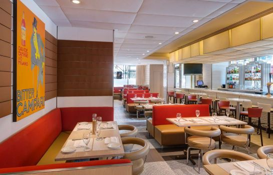 Restaurante The New Yorker A Wyndham Hotel