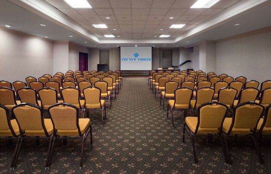 Sala congressi THE NEW YORKER A WYNDHAM HOTEL