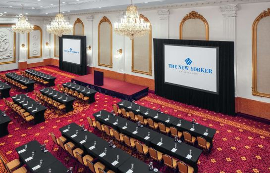 Congresruimte THE NEW YORKER A WYNDHAM HOTEL