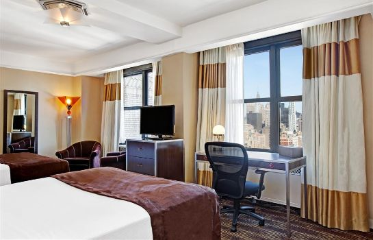 Zimmer THE NEW YORKER A WYNDHAM HOTEL