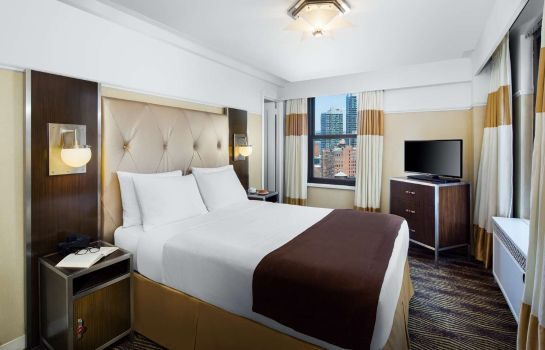 Kamers The New Yorker A Wyndham Hotel