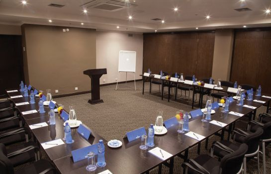 Conference room Protea Hotel Lusaka Tower Protea Hotel Lusaka Tower