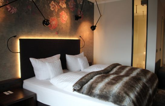 Chambre double (standard) Thehotel at Lippischer Hof Design-Hotel
