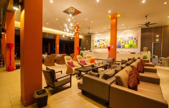 Lobby Woraburi The Ritz Resort & Spa