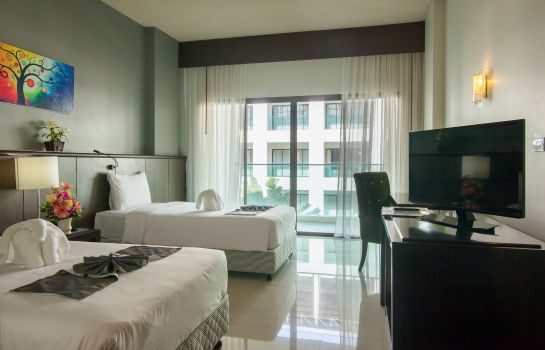 Single room (standard) Woraburi The Ritz Resort & Spa