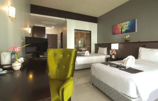 Double room (standard) Woraburi The Ritz Resort & Spa