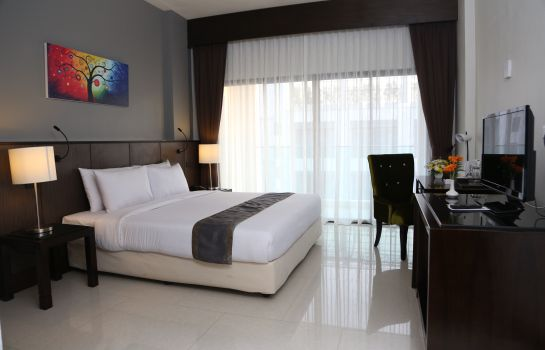 Double room (superior) Woraburi The Ritz Resort & Spa