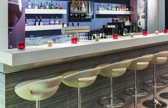 Hotel-Bar IntercityHotel Dammtor-Messe