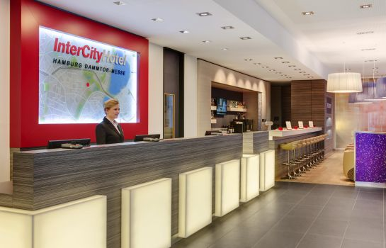 Empfang IntercityHotel Dammtor-Messe