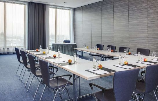 Conference room IntercityHotel Dammtor-Messe