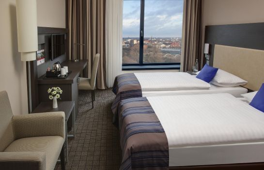 Zimmer IntercityHotel Dammtor-Messe