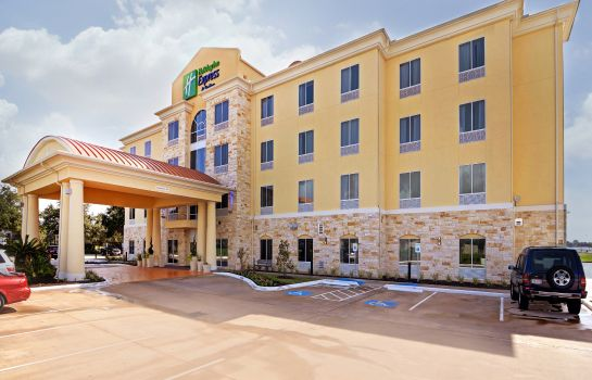 Außenansicht Holiday Inn Express & Suites HOUSTON NORTHWEST-BROOKHOLLOW