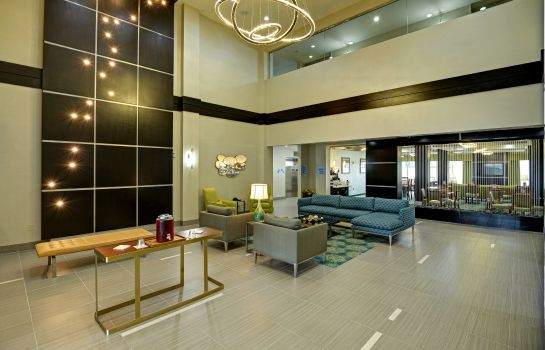 Hotelhalle Holiday Inn Express & Suites HOUSTON NORTHWEST-BROOKHOLLOW