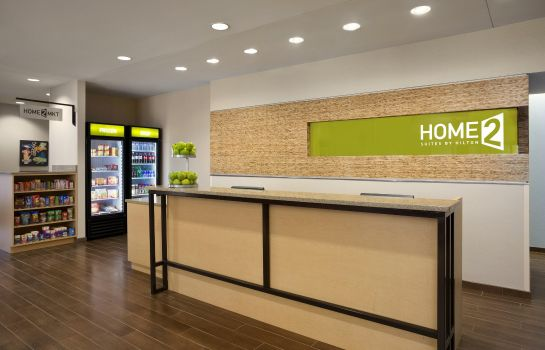 Hotelhalle Home2 Suites by Hilton Greensboro Airport NC