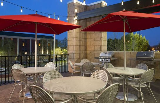 Restaurante Home2 Suites by Hilton Greensboro Airport NC