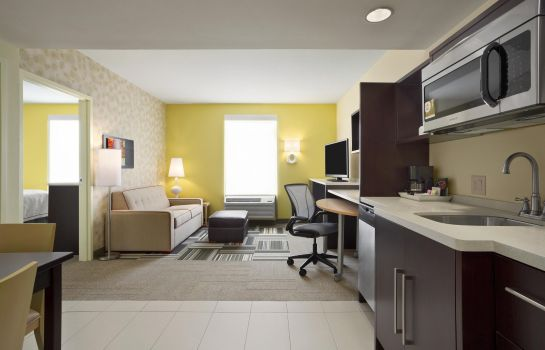 Suite Home2 Suites by Hilton Greensboro Airport NC