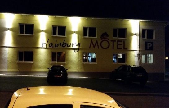 Außenansicht Motel Hainburg/ Fair Sleep