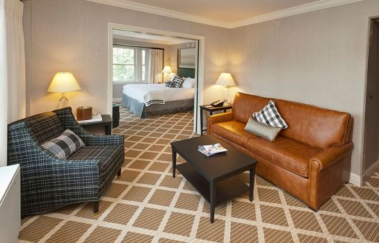 Junior-suite Hanover Inn Dartmouth