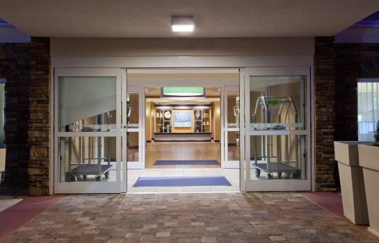 Vista esterna Holiday Inn Express & Suites HUNTSVILLE WEST - RESEARCH PK