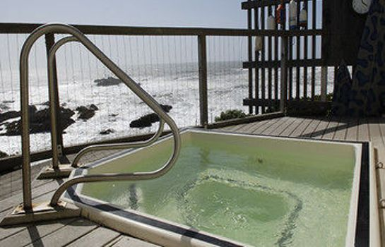 Jaccuzi HI Pescadero Pigeon Point Lighthouse