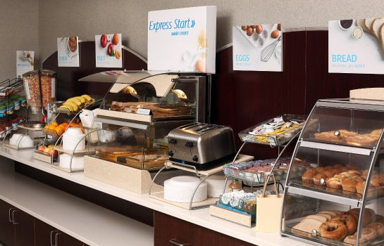 Restaurant Holiday Inn Express & Suites OMAHA SOUTH - RALSTON ARENA
