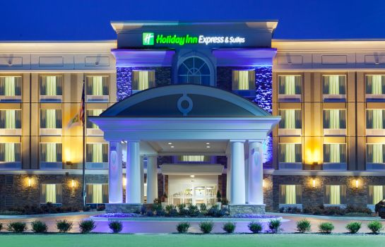 Außenansicht Holiday Inn Express & Suites HUNTSVILLE WEST - RESEARCH PK