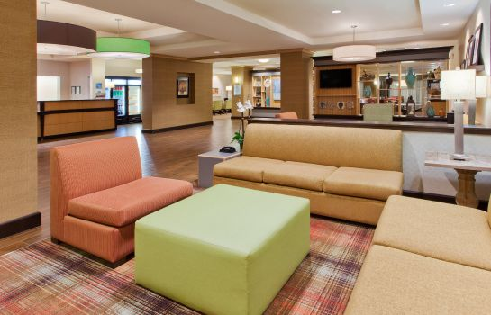 Hotelhalle Holiday Inn Express & Suites HUNTSVILLE WEST - RESEARCH PK
