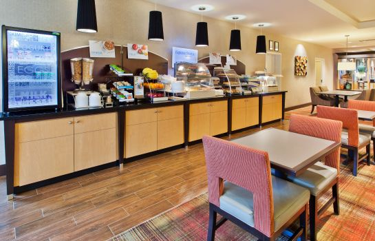 Restaurante Holiday Inn Express & Suites HUNTSVILLE WEST - RESEARCH PK